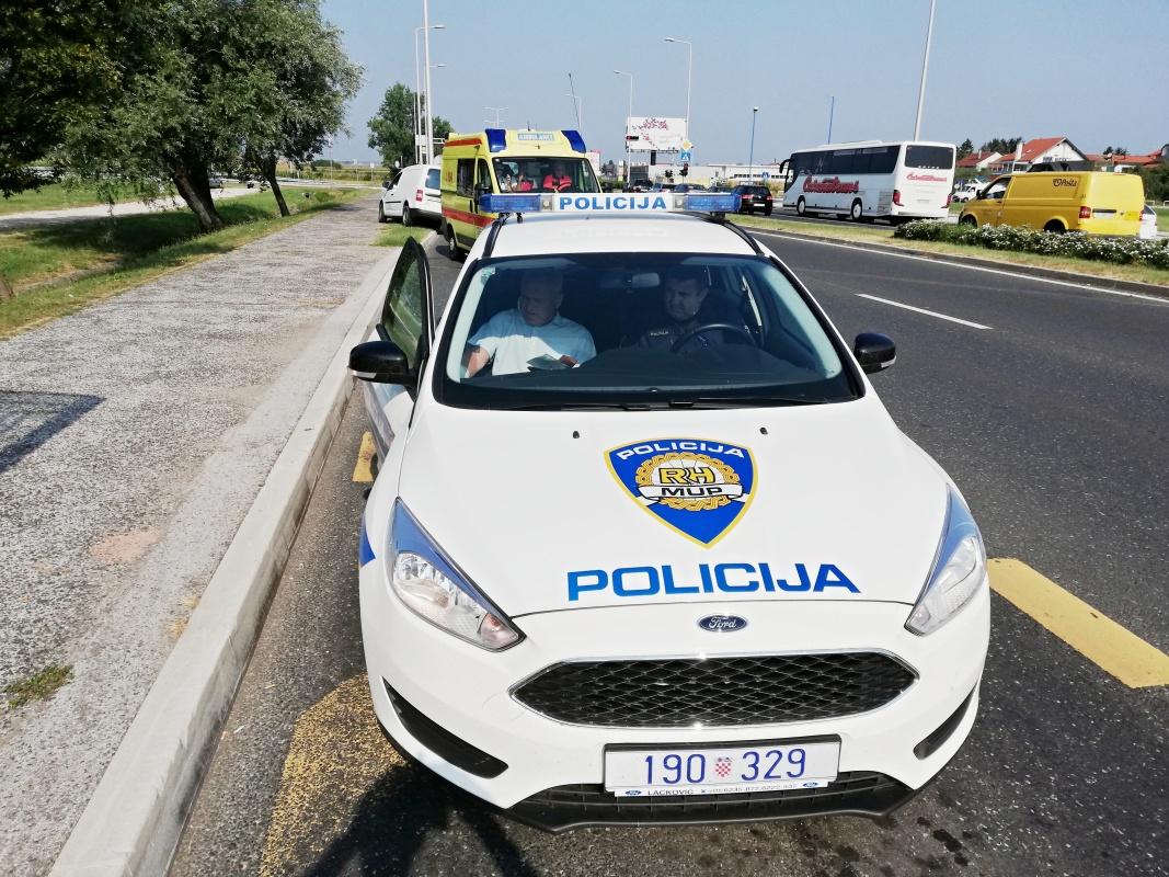 7.8.2018.-prometna nesreća kod Velike Mlake. Foto: Miljenko Milanović/Cityportal.hr