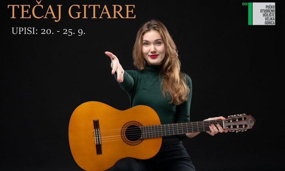 Naučite svirati klasičnu ili električnu gitaru i unesite malo životne radosti u vašu svakodnevicu