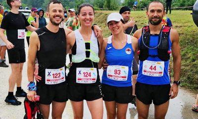 Maraton klub Velika Gorica na utrci u Gačicama